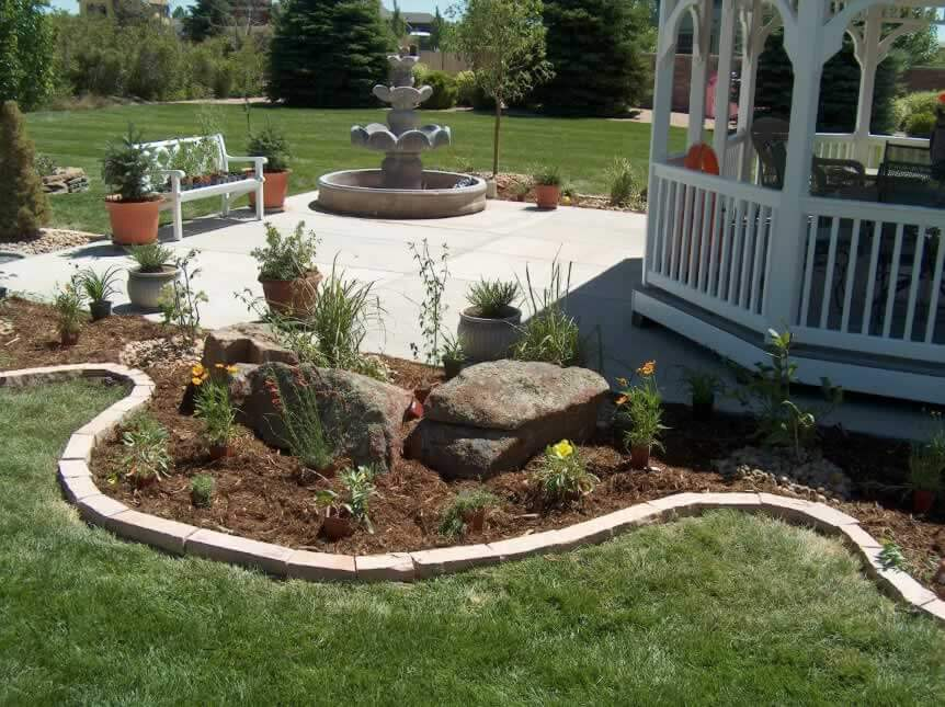 General landscaping green guys for General garden services
