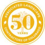 50th anniversary logo ALCC